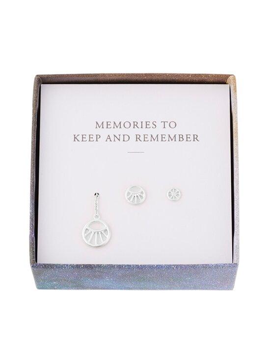 Pernille Corydon - Dream Earring Box -korvakorupakkaus - SILVER   Stockmann - photo 1