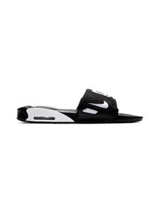 Nike - Air Max 90 Slide -sandaalit - BLACK/WHITE | Stockmann