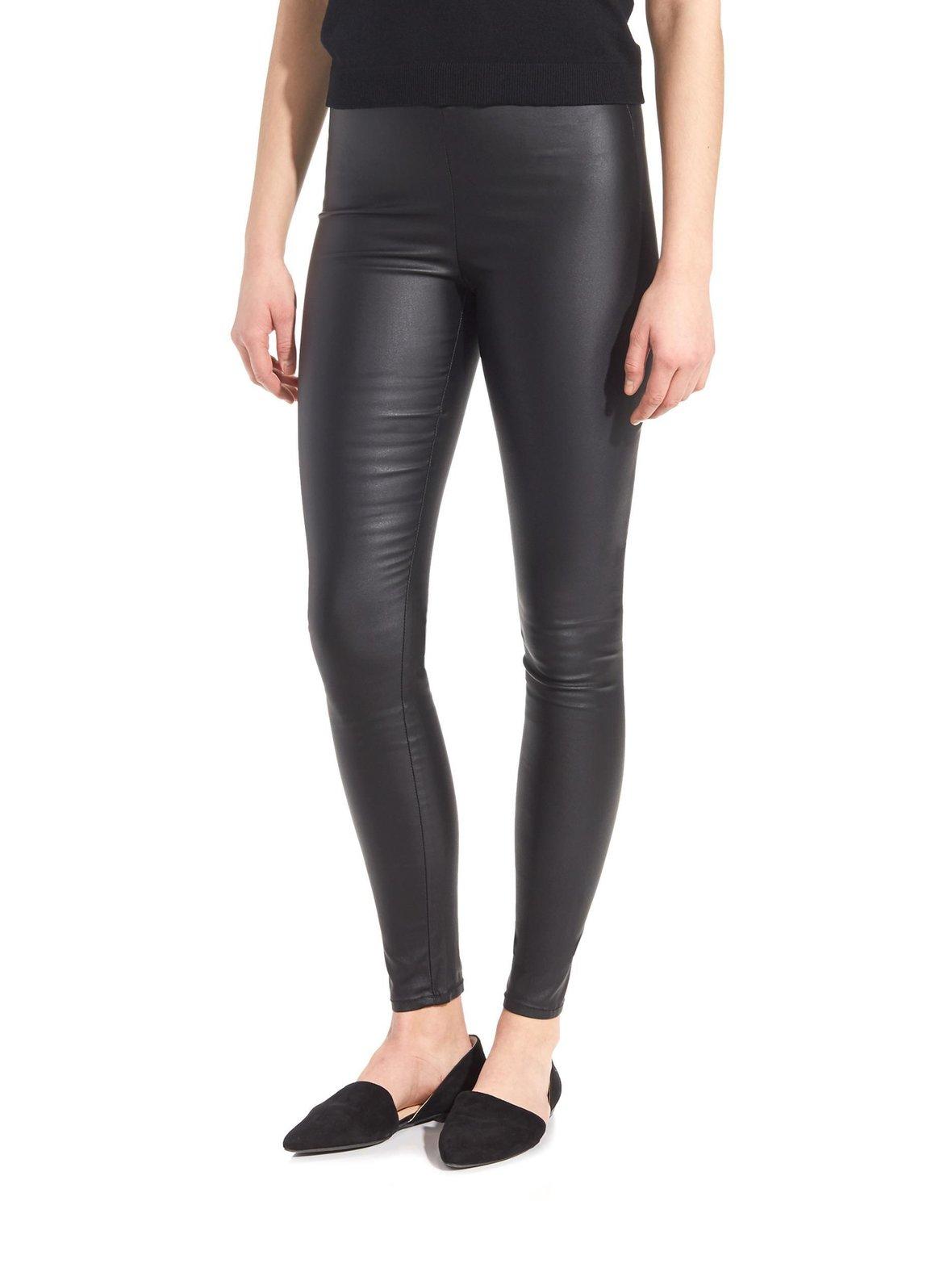 Black (musta) Vila ViCommit-leggingsit  b52e643931