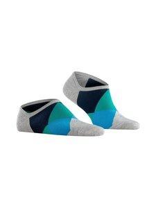 Burlington - Clyde Sneaker -sukat - 3821 GREY/RED   Stockmann