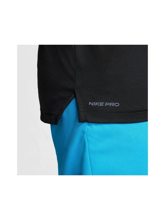 Nike - Pro Tank -paita - 010 BLACK/DARK GREY | Stockmann - photo 5