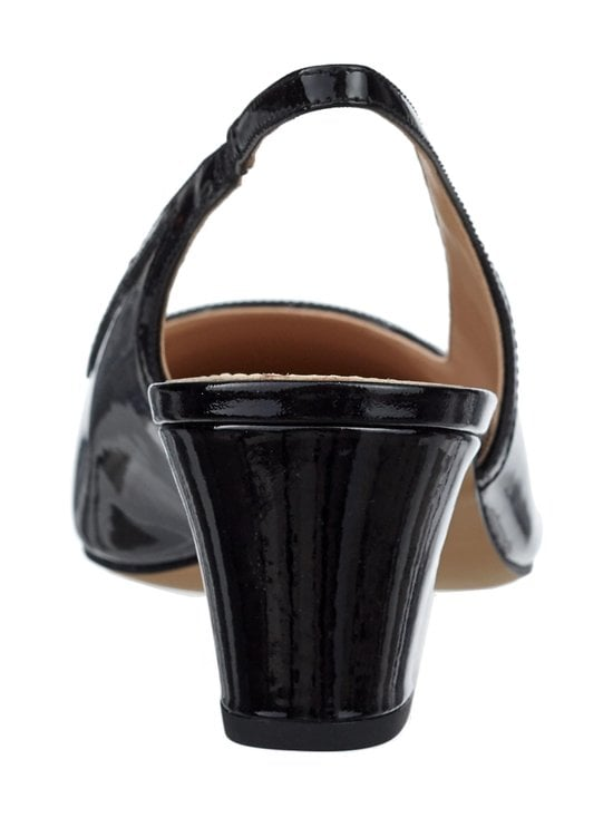 Coach - Dani Patent Slingback -nahka-avokkaat - BLK BLACK | Stockmann - photo 4