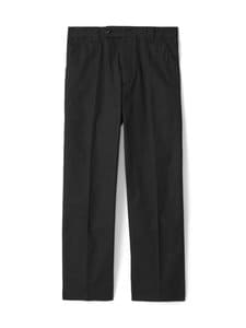 Kenzo - Cropped Trousers -housut - 99 BLACK | Stockmann