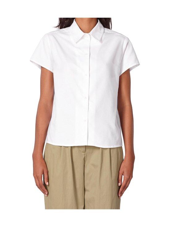 A.P.C - Marina Short-Sleeve Shirt -paitapusero - BLANC   Stockmann - photo 2