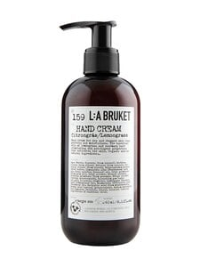 L:A Bruket - Hand Cream Lemongrass -käsivoide 240 ml | Stockmann