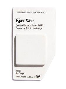 Kjaer Weis - Cream Foundation Refill -meikkipohja, täyttöpakkaus | Stockmann
