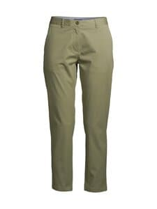 GANT - FRYDA CLASSIC -housut - 329 ALOE GREEN | Stockmann