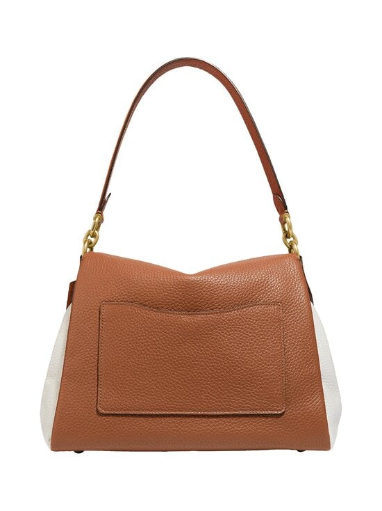 Coach - May Shoulder Bag In Colorblock -nahkalaukku - B4RGI B4/VINTAGE KHAKI MULTI | Stockmann - photo 2