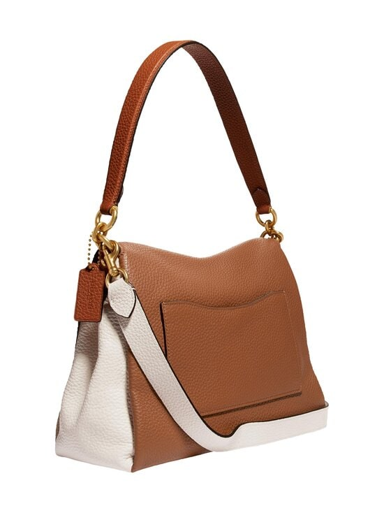 Coach - May Shoulder Bag In Colorblock -nahkalaukku - B4RGI B4/VINTAGE KHAKI MULTI | Stockmann - photo 3