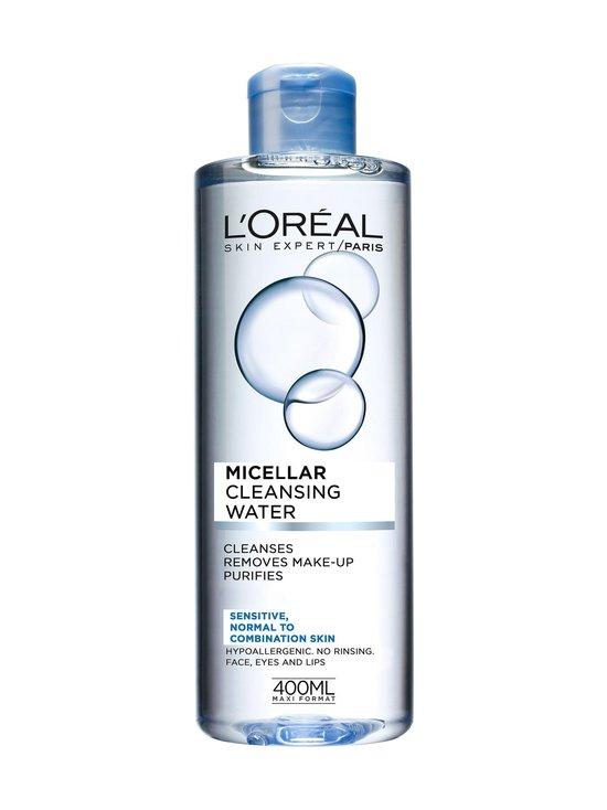 Micellar Cleansing Water -puhdistusvesi herkälle ja sekaiholle 400 ml