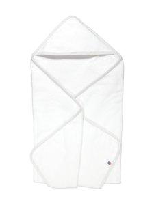 Lexington - Baby Terry -pyyhe 100 x 100 cm - WHITE/GRAY | Stockmann