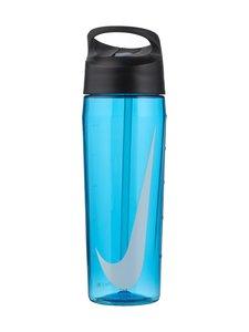 Nike - TR Hypercharge Straw Bottle -juomapullo 710 ml - 430 BLUE FURY/ANTHRACITE/WHITE | Stockmann