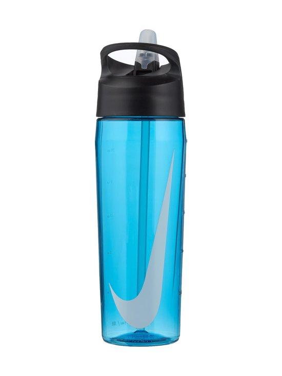 Nike - TR Hypercharge Straw Bottle -juomapullo 710 ml - 430 BLUE FURY/ANTHRACITE/WHITE | Stockmann - photo 2