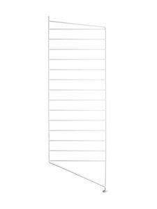 String - String System -lattiasivupaneeli 85 x 30 cm - VALKOINEN | Stockmann