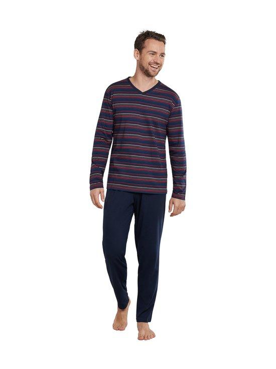 Schiesser - Pyjama - 803 803 DARK BLUE | Stockmann - photo 2