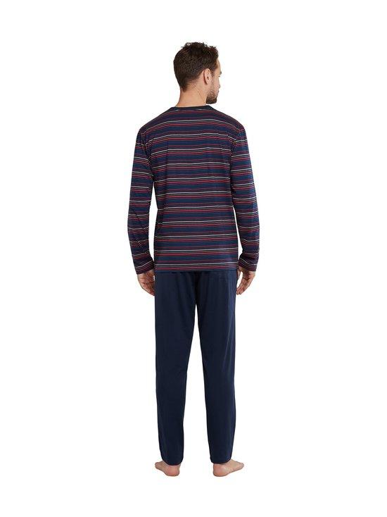 Schiesser - Pyjama - 803 803 DARK BLUE | Stockmann - photo 3