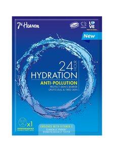 Montagne Jeunesse - Heaven 24h Hydration Mask Anti-Pollution -kangasnaamio | Stockmann