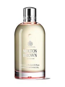 Molton Brown - Rhubarb & Rose Bathing Oil -kylpyöljy 200 ml - null | Stockmann