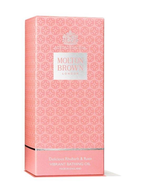 Molton Brown - Rhubarb & Rose Bathing Oil -kylpyöljy 200 ml - NOCOL | Stockmann - photo 3
