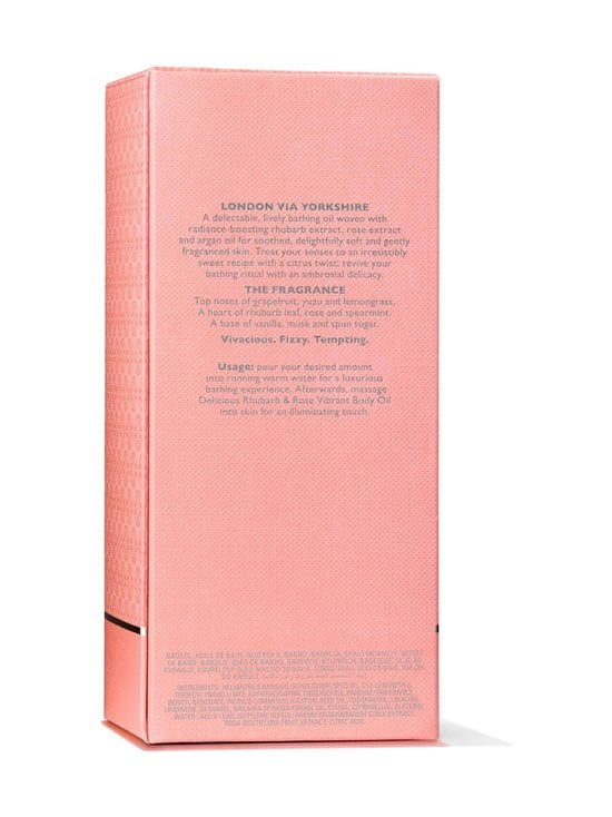 Molton Brown - Rhubarb & Rose Bathing Oil -kylpyöljy 200 ml - NOCOL | Stockmann - photo 4