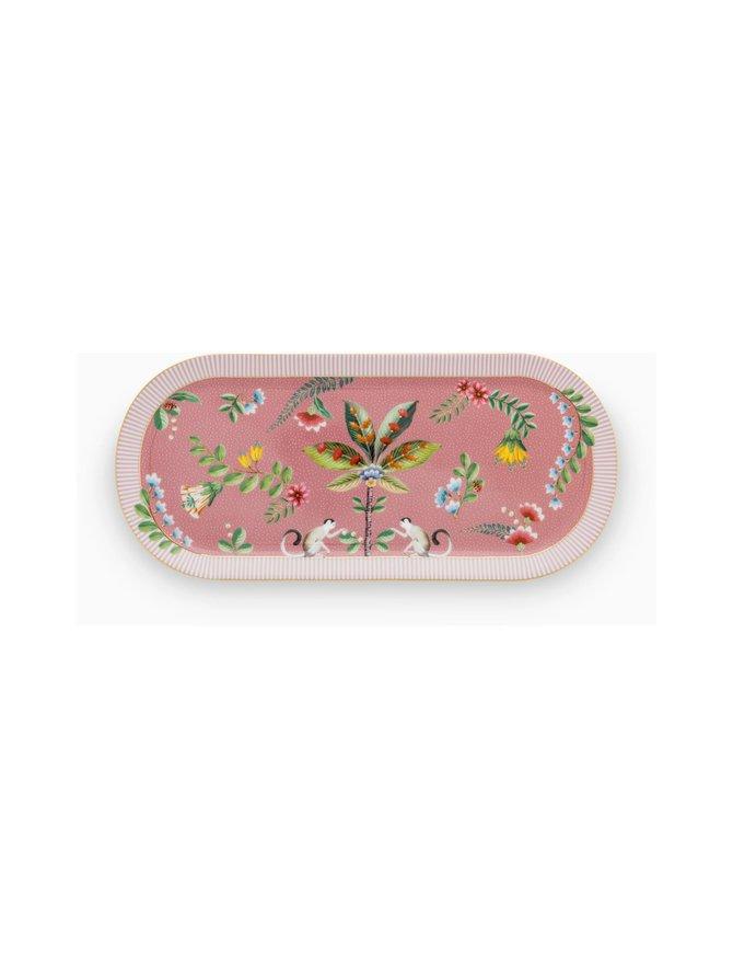 La Majorelle Cake Tray -kakkuvati 33,3 x 15,5 cm