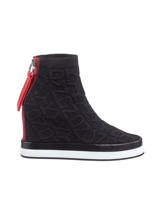 Dkny - Sawyer Wedge -sneakerit - 005 BLACK/WHITE | Stockmann - photo 1