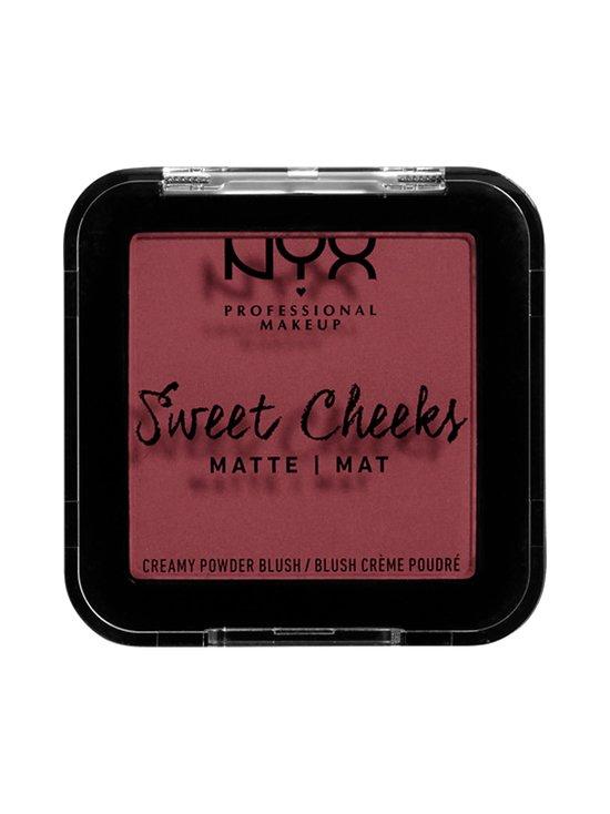 NYX Professional Makeup - Sweet Cheeks Creamy Powder Blush Glowy -poskipuna 5 g - 05 BANG BANG   Stockmann - photo 1