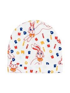 Mini Rodini - Rabbit Beanie -pipo - OFFWHITE | Stockmann