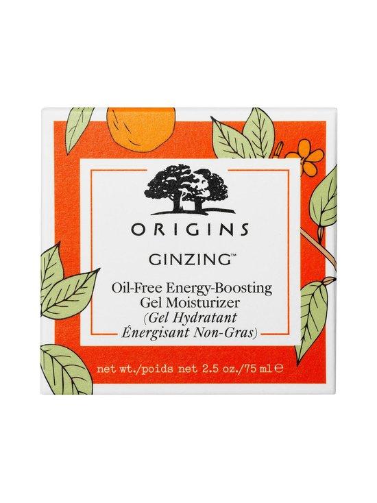 Origins - GinZing™ Oil-Free Energy-Boosting Gel Moisturizer -geelivoide 75 ml - NOCOL   Stockmann - photo 2