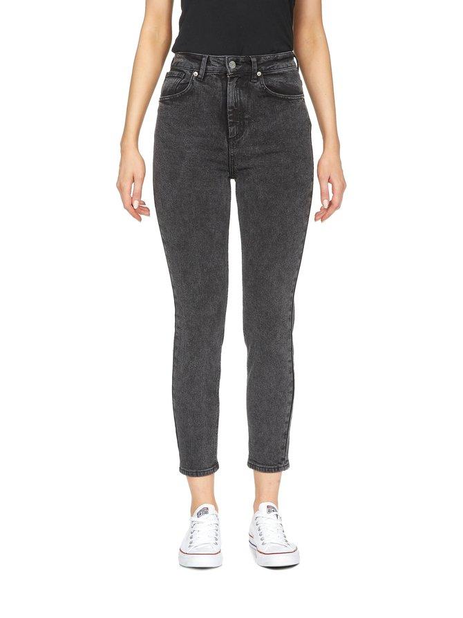 High Rise Skinny Fit Jeans -farkut