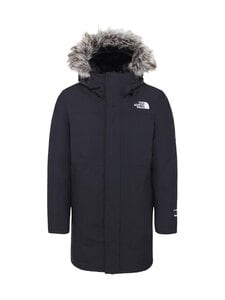 The North Face - Arctic Swirl Parka -untuvatakki - JK31 TNF BLACK | Stockmann
