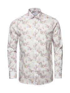 Eton - Shirt Contemporary Crane Print Signature Twill -kauluspaita - 21 MULTI | Stockmann