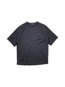 Acne Studios - Face Patch T-shirt -paita - BLACK   Stockmann