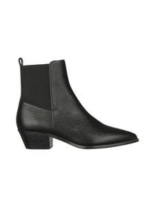 Flattered - Willow-nahkanilkkurit - 001 BLACK | Stockmann