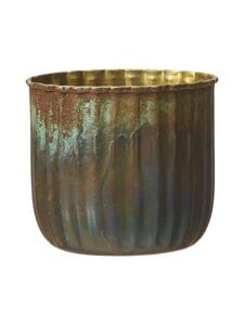 Wikholm Form - Manju L -ruukku 15 x 13 cm - ANTIQUE GREEN | Stockmann