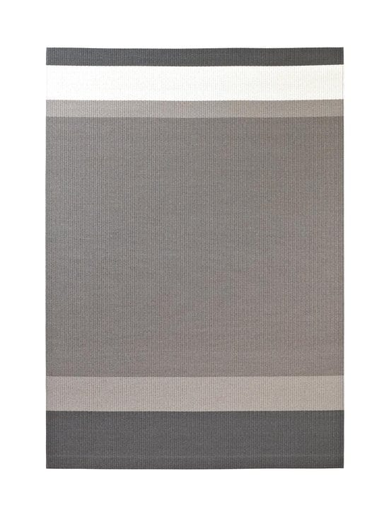 Woodnotes - Panorama-paperinarumatto - GRAPHITE/LIGHT GREY (GRAFIITTI/VAALEANHARMAA) | Stockmann - photo 1