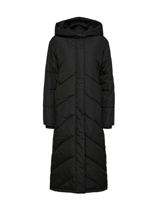 SLFJANNA PUFFER COAT B Selected Black 36