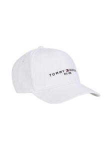 Tommy Hilfiger - ESTABLISHED CAP -lippalakki - YCF WHITE | Stockmann