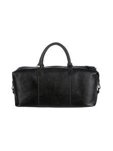 Bugatti - Corso Weekender Bag -nahkalaukku - 01 BLACK 01 BLACK | Stockmann