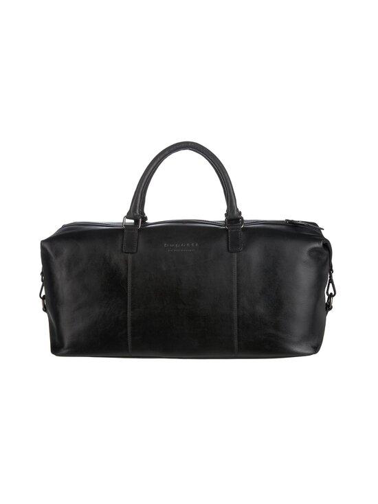 Bugatti - Corso Weekender Bag -nahkalaukku - 01 BLACK 01 BLACK | Stockmann - photo 1