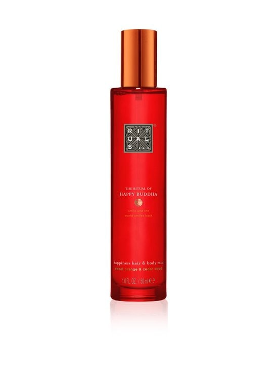 Rituals - The Ritual of Happy Buddha Hair & Body Mist -suihke 50 ml - NOCOL | Stockmann - photo 1