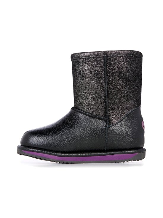 EMU Australia - Sparkle Trigg waterproof winter shoe -nahkanilkkurit - BLACK | Stockmann - photo 5