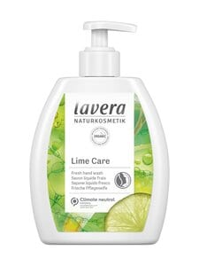 Lavera - Lime Care Hand Wash -käsisaippua 250 ml - null | Stockmann