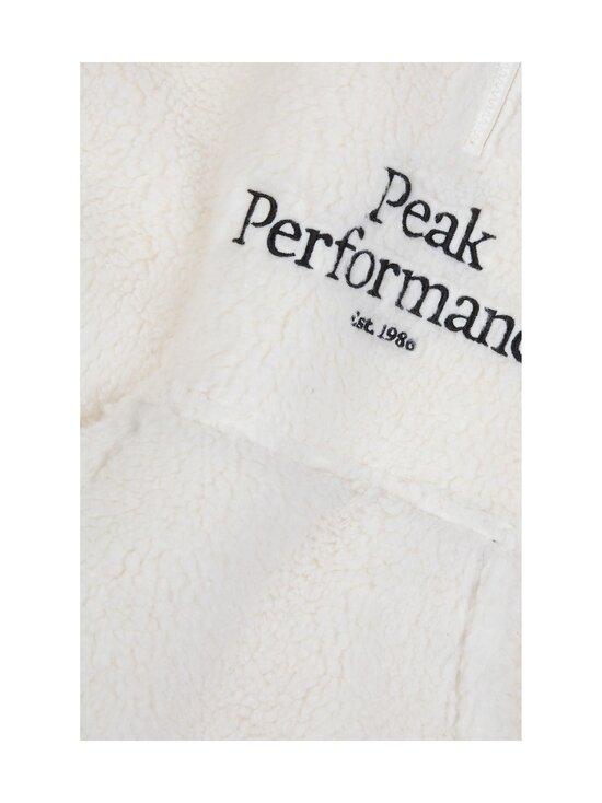 Peak Performance - JR Original Pile Half ZH -huppari - OFFWHITE | Stockmann - photo 3