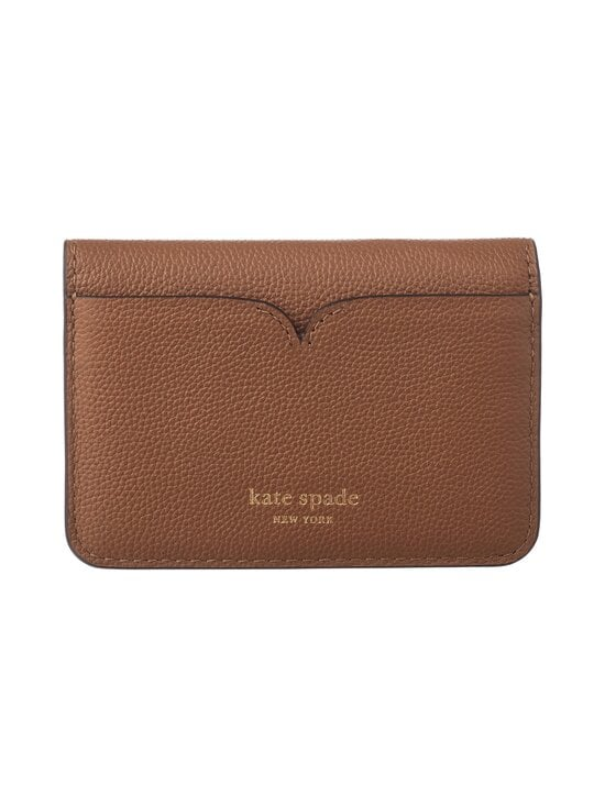 kate spade new york - Toujours Slim Card Case -korttikotelo - 910U WARM GINGERBREAD | Stockmann - photo 3