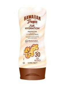 Hawaiian Tropic - Silky Hydration Sun Emulsion SPF 30 -aurinkosuojaemulsio 180 ml - null | Stockmann