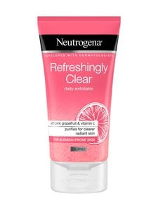 Neutrogena - Refreshingly Clear Daily Exfoliator -kuorintavoide 150 ml - null | Stockmann