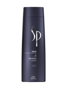 Wella System Professional - Wella Men Refresh hair & body -shampoo 250 ml | Stockmann