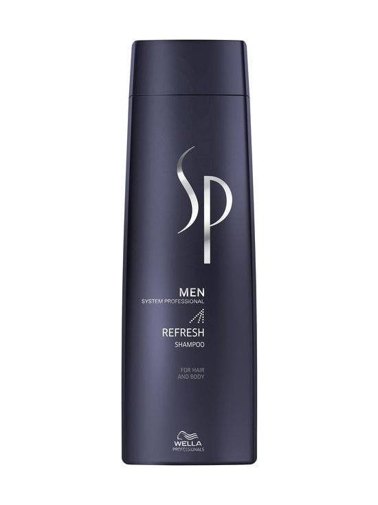 Wella System Professional - Wella Men Refresh hair & body -shampoo 250 ml - null   Stockmann - photo 1