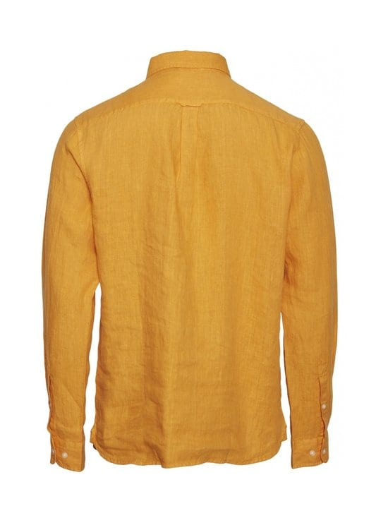 Knowledge Cotton Apparel - Pellavapaita - 1306 ZENNIA YELLOW | Stockmann - photo 2